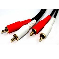 10m 2x RCA Male to 2x RCA Male Audio Cable