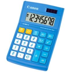 Canon CLS270VIIB LS270VIIB 8 Digit Extra Large Calculator - Blue