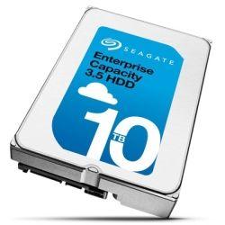 Seagate 10TB Enterprise Capacity Hard Disk Drive HDD - 3.5 inch, SATA 6Gb/s, Helium