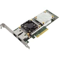 Dell Broadcom 57810 Dual Port 10Gb Base-T Network Adapter, Full Height, CusKit