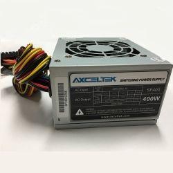 AXCELTEK SF400 400W SFX PSU (12.5w x 6h x 10d cm)