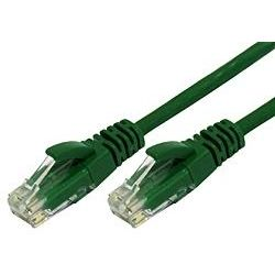 1m RJ45 Cat 6 Patch Cable - Green