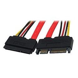 30cm SATA Data/Power Extension Cable - (M) to (F)