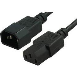 5m Power Extension Cable IEC-C13(F) - IEC-C14(M)