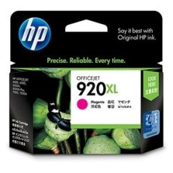 HP CD973AA No 920XL High Yield Magenta Ink Cartridge (0.7K) - GENUINE