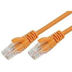 3m RJ45 Cat5e Patch Cable - Orange