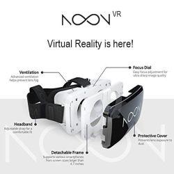 NOON Virtual REALITY VR, ANYPHONE, ANYWHERE 3D HEADPHONE