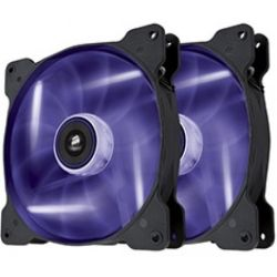 Corsair Twin Pack SP120 Fan with Purple LED High Pressure