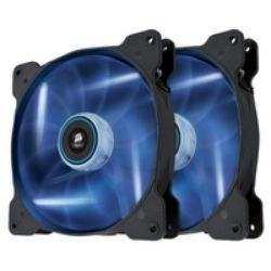 Corsair Twin Pack SP140 Fan with Blue LED High Pressure