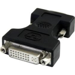 StarTech Black DVI to VGA Cable Adapter - F/M