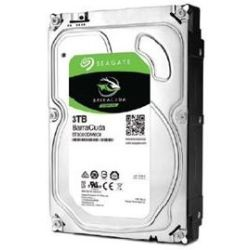 Seagate Barracuda 3TB Desktop Hard Disk Drive HDD - 3.5 inch, 6Gb/S SATA 64MB