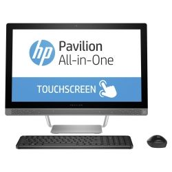 HP Pavilion 24-b015a 23.8 inch Touch All-in-One Desktop PC - i5-6400T, 8GB RAM, 1TB HDD, GT-930A(2GB), Win10 Home 64, 1yr Wty