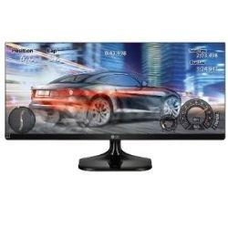 LG 25UM58 25 inch IPS-LED Monitor - 2560x1080, 21:9