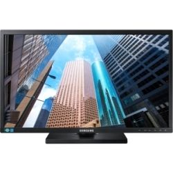 Samsung E45 22 inch Wide LED Monitor - 1680x1050, 16:10, 5ms, D-Sub/DVI, Tilt/Height Adjust, VESA, 3yr Wty