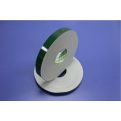Double Sided Tape - Foam Green 13mm x 50m Roll
