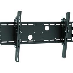 TV Bracket: Tiltable Wall Mount, Min Vesa 200x200 - Max Vesa 600x400 - Black