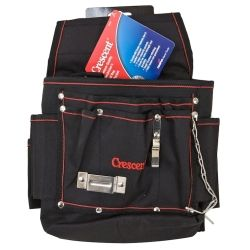 Crescent Electricians Tool Bag 11 Pocket Pouch