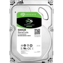 Seagate Barracuda 500GB Hard Disk Drive HDD - 2.5 inch, SATA 6Gb/s, 7mm