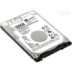 Hitachi Travelstar Z5K500 500GB 2.5 inch SATA 5400rpm 8MB Cache 7.0mm