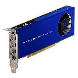 AMD FirePro WX4100 4GB PCIe Video Graphics Card