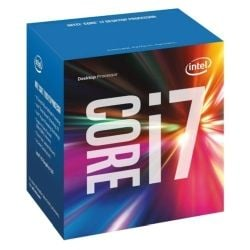 Intel Core i7-7700 - 4.2GHz CPU