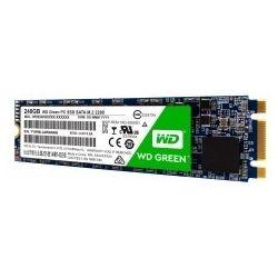 WD Green 120GB SSD - M.2 form factor, SATA Interface, 3yr Wty
