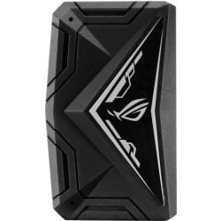 Asus ROG Enthusiast SLI Bridge - 4 Slots, Illuminated Logo, Brushed Aluminium