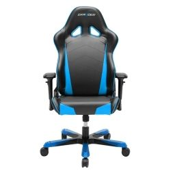 DXRacer TS29 Tank Series Gaming Chair - Black and Blue