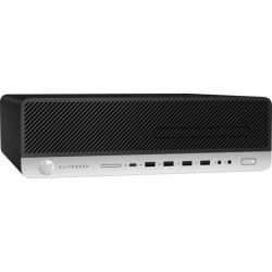 HP EliteDesk 800 G3 SFF Desktop PC - i5-7500, 8GB RAM, 256GB SSD, Win10 Pro