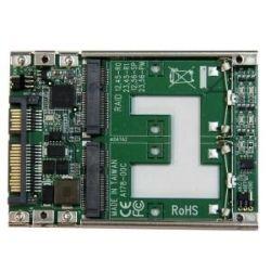 StarTech Dual mSATA SSD to 2.5 SATA RAID Adapter