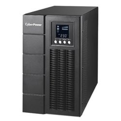 CyberPower Systems Online S 3000VA/2400W Tower UPS - 6 12V/8.5AH - (4) IEC C13, (1)IEC C191, Terminal Block - USB and Serial Port and SNMP Slot