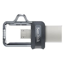 SanDisk OTG Ultra Dual USB Drive 3.0 for Android Phones 16GB 130MB/s SDDD3-016G