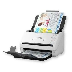 Epson WorkForce DS-570W, 35ppm/70ipm, Scan to Cloud/PDF, 50sht ADF, Wireless, OCR, optional network + Flatbed