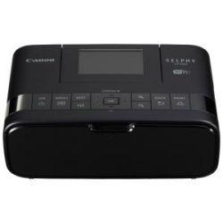 Canon CP1200BK Black Dye-Sub Compact Photo Printer Wi-Fi with Direct Print