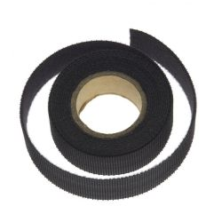 Hook and Loop Cable Tie - 10m Roll x 20mm Wide - Black