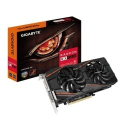 Gigabyte AMD Radeon RX 580 Gaming 8GB PCIe Video Graphics Card - 3 Month Warranty