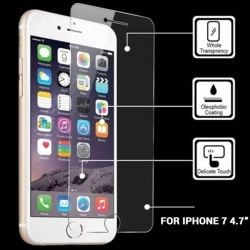 iPhone 7 Temper Glass Screen Protector 4.7 inch