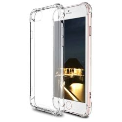 iPhone 7 PLUS Shockproof Slim Soft Bumper Hard Back Case Cover Protector Clear Colour