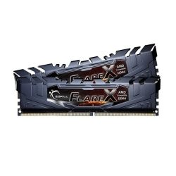 G.Skill DDR4-2400 16GB Dual Channel Flare X [F4-2400C15D-16GFX]