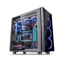 Thermaltake V31TG Tempered Glass Mid-Tower Chassis, 2yr Wty