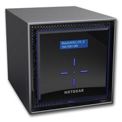Netgear ReadyNAS 424 4-Bay Network Attached Storage