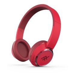 iFrogz Coda Bluetooth Headphone With Mic - Red