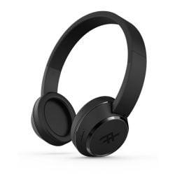 iFrogz Coda Bluetooth Headphone With Mic - Black