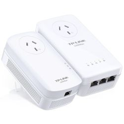 TP-Link AV1200 Wi-Fi Passthrough Range Extender Powerline