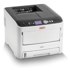 Oki Colour LED Printer with Duplex and Network, 34ppm Colour/36ppm Mono, 1200x600dpi Resolution, PCL6 (XL3.0), PCL5c, PostScri