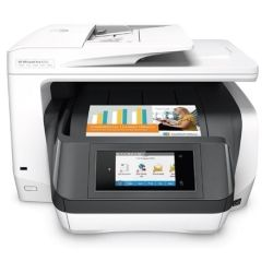 HP OfficeJet Pro 8730 All-in-One Printer, Wireless, Print, Fax, Scan and Copy, up to 36ppm, Duplex, 512 MB, 15.2 kg