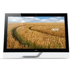 Acer T272HUL 27 inch 10-point Touch Monitor - 2560x1440, 16:9, USB, Speakers, VESA, 3yr Wty