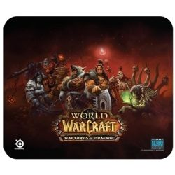 SteelSeries QcK Warlords of Draenor Edition Mouse Pad