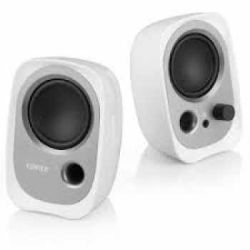Edifier 'R12U' - 2.0 USB Multimedia Speakers - White