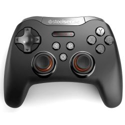 SteelSeries Black Stratus XL Wireless Gamepad for Windows and Android